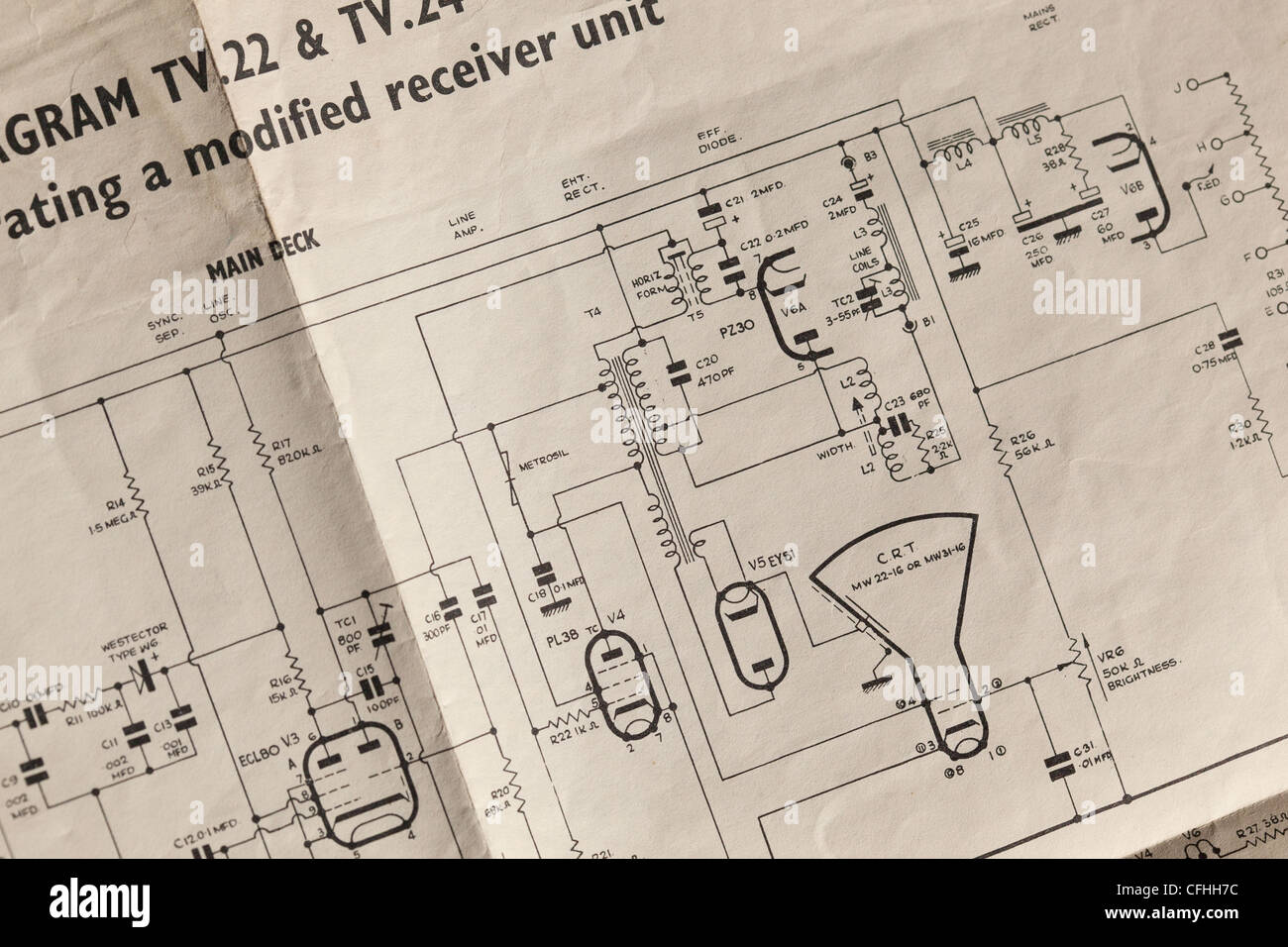 Bush tv22 from 1950 classic bakelite tv circuit diagramson sale as bush tv22 from 1950 classic bakelite tv circuit diagramson sale as auction lot montrose scotland ccuart Images