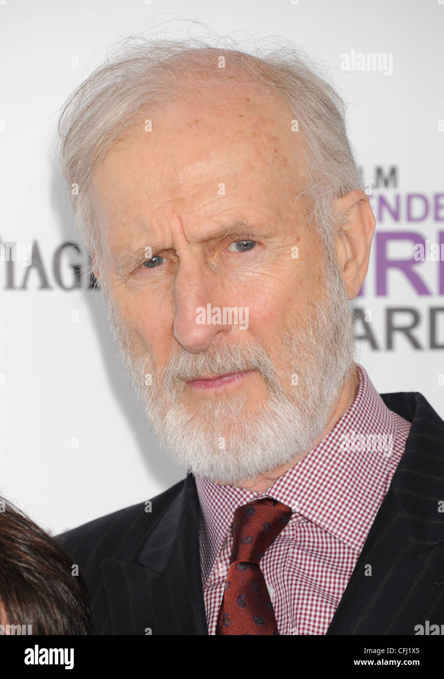 JAMES CROMWELL US film actor in February 2012. Photo Jeffrey Mayer - Stock Image