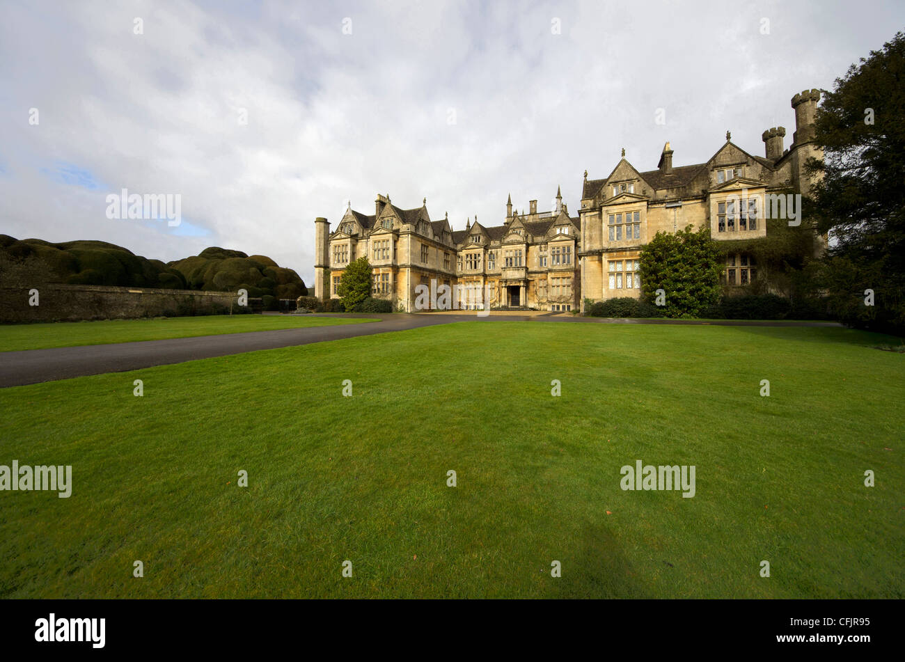 Corsham Court Wiltshire - Stock Image