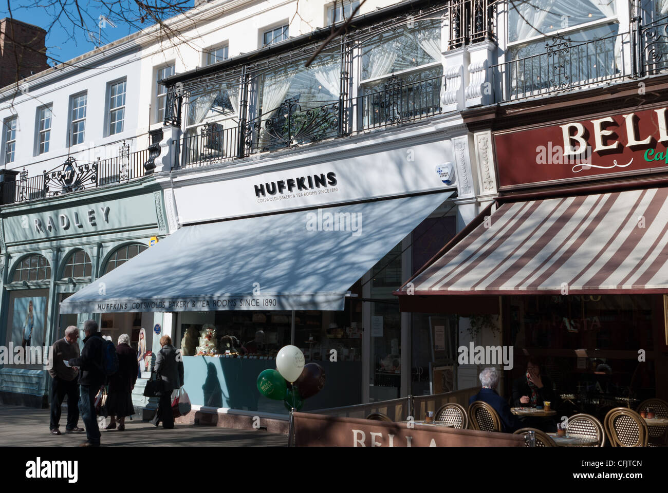 Suffolk Road Cheltenham Restaurants