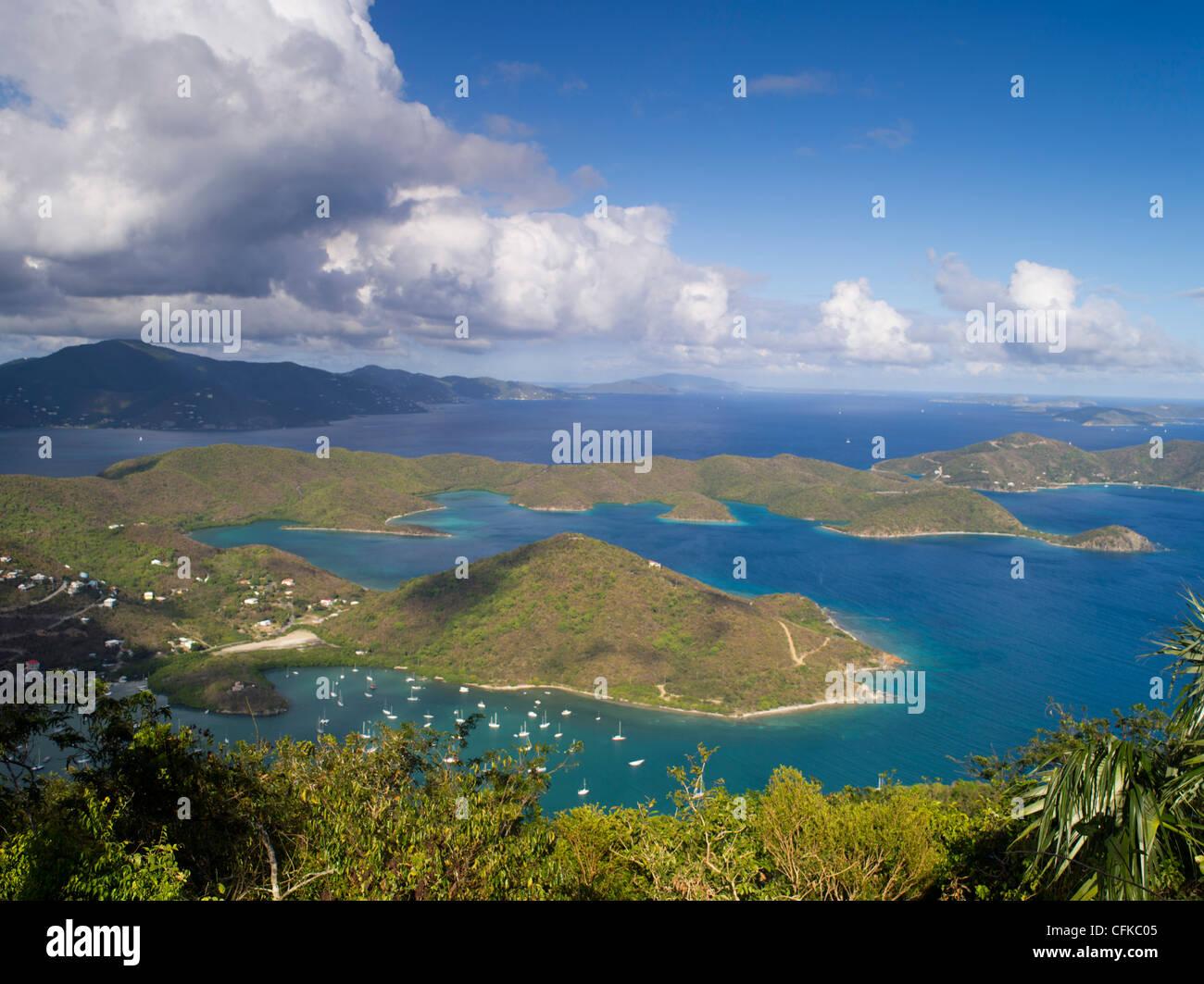 Virgin Islands Coral Reef National Park