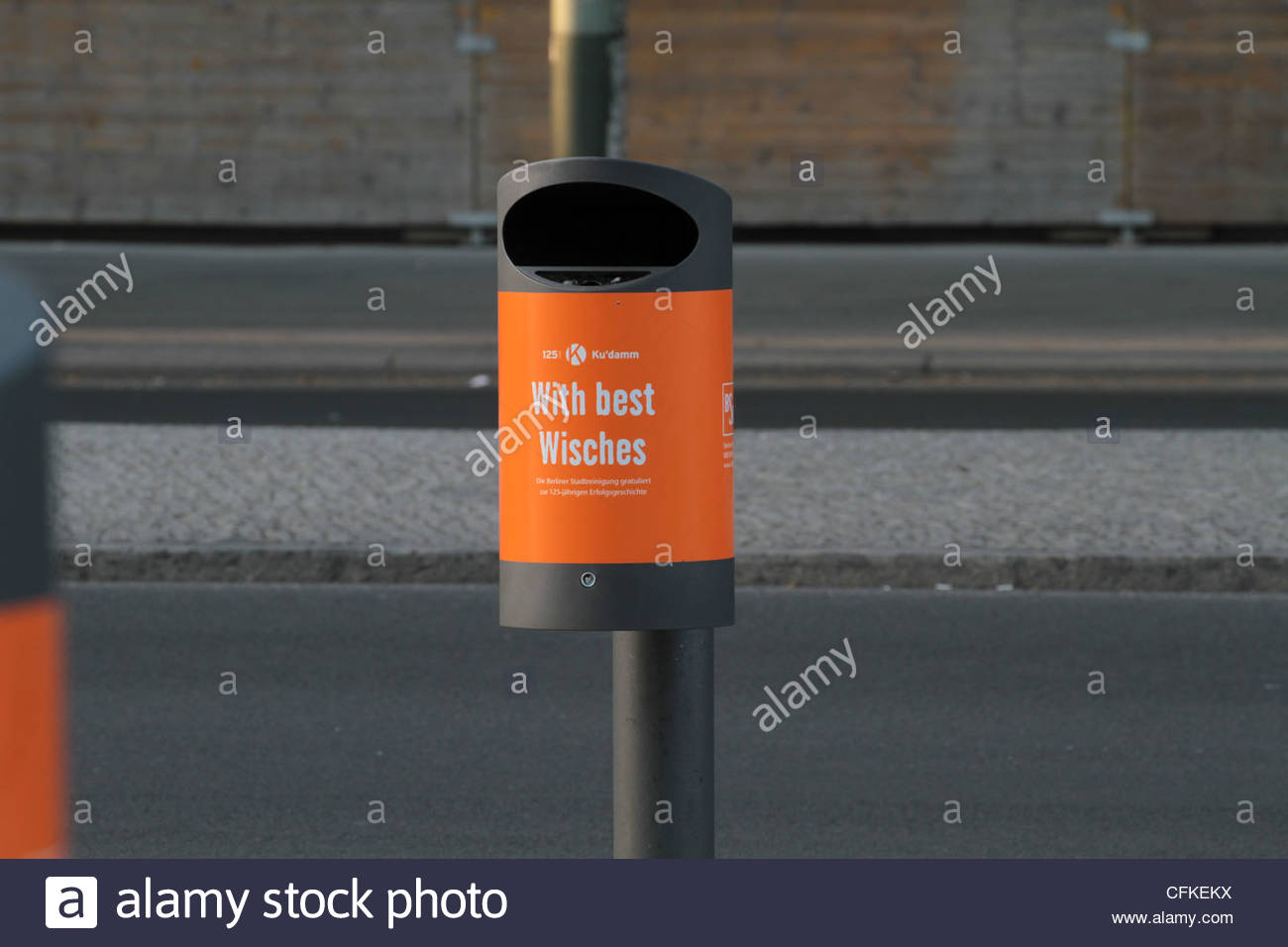With best Wishes - Stock Image