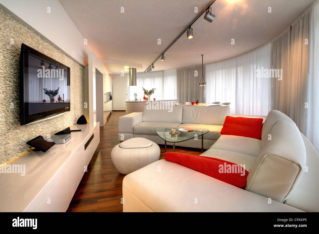 Livingroom fkk American Nudist: