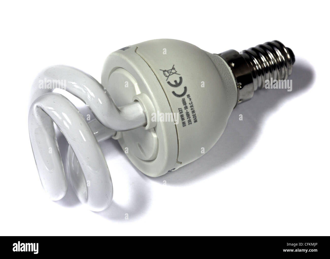 Low Energy Light Bulb - Stock Image  sc 1 st  Alamy & Low Wattage Light Bulb Stock Photos u0026 Low Wattage Light Bulb Stock ...