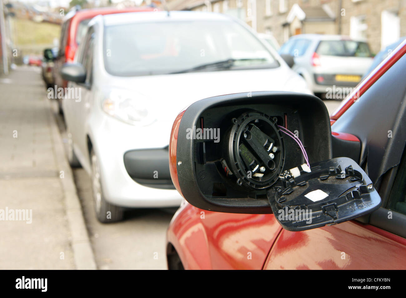 Broken car wing mirror with glass hanging off after a minor road broken car wing mirror with glass hanging off after a minor road accident planetlyrics Image collections