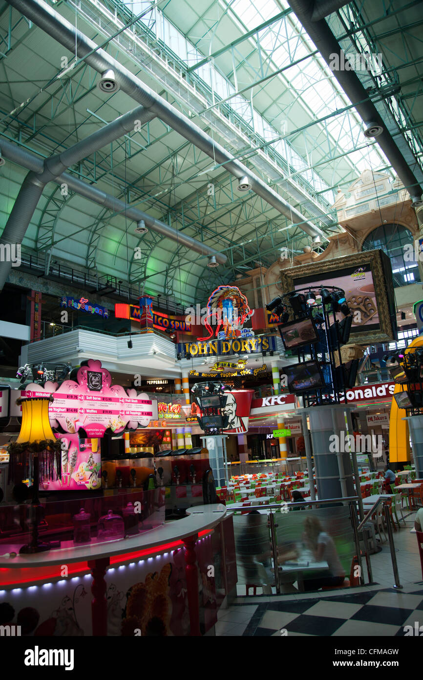 Century City Shopping Mall Restaurants And Entertainment