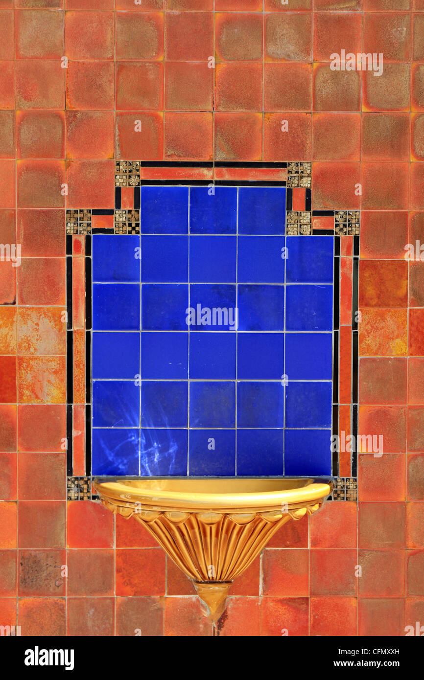Coloured Wall Tiles Stock Photos & Coloured Wall Tiles Stock Images ...