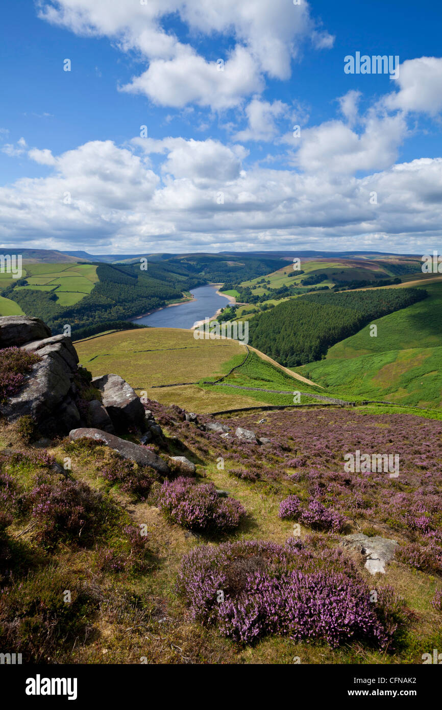 Derwent Edge, Derbyshire, England, United Kingdom, Europe - Stock Image