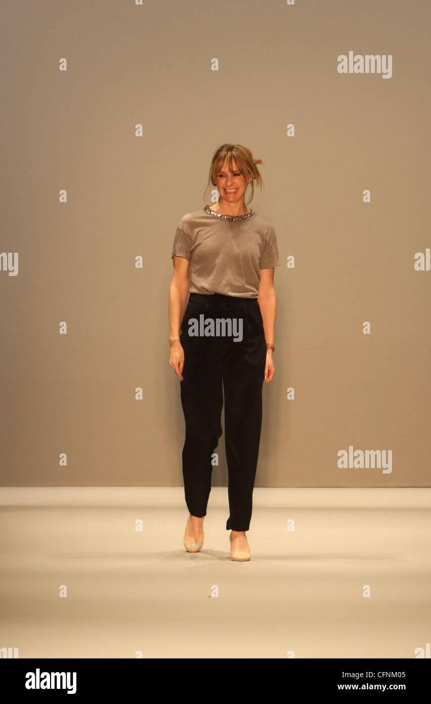 Designer Rebecca Taylor Mercedes Benz Img New York Fashion Week Fall Stock Photo Alamy