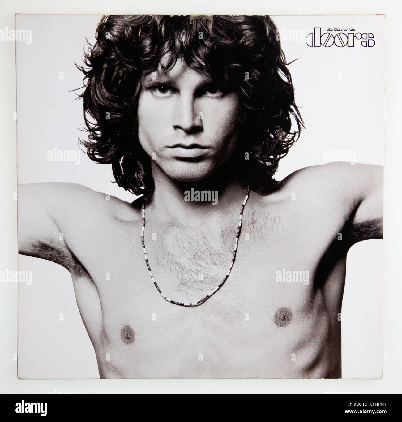 The Best of The Doors album cover  sc 1 st  Alamy & The Best of The Doors album cover Stock Photo: 44119431 - Alamy