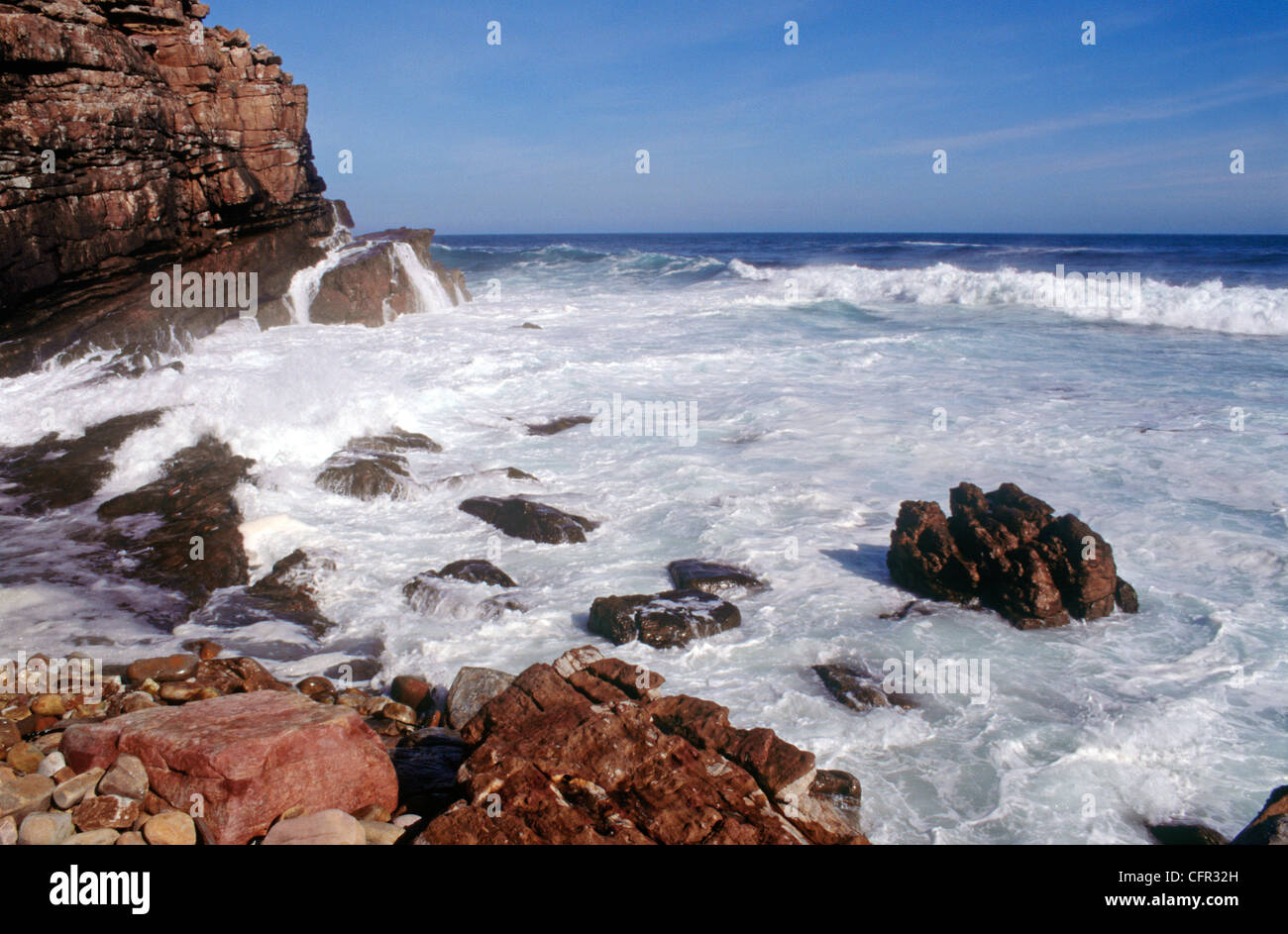 Cabo de Buena Esperanza. Sudáfrica. Stock Photo