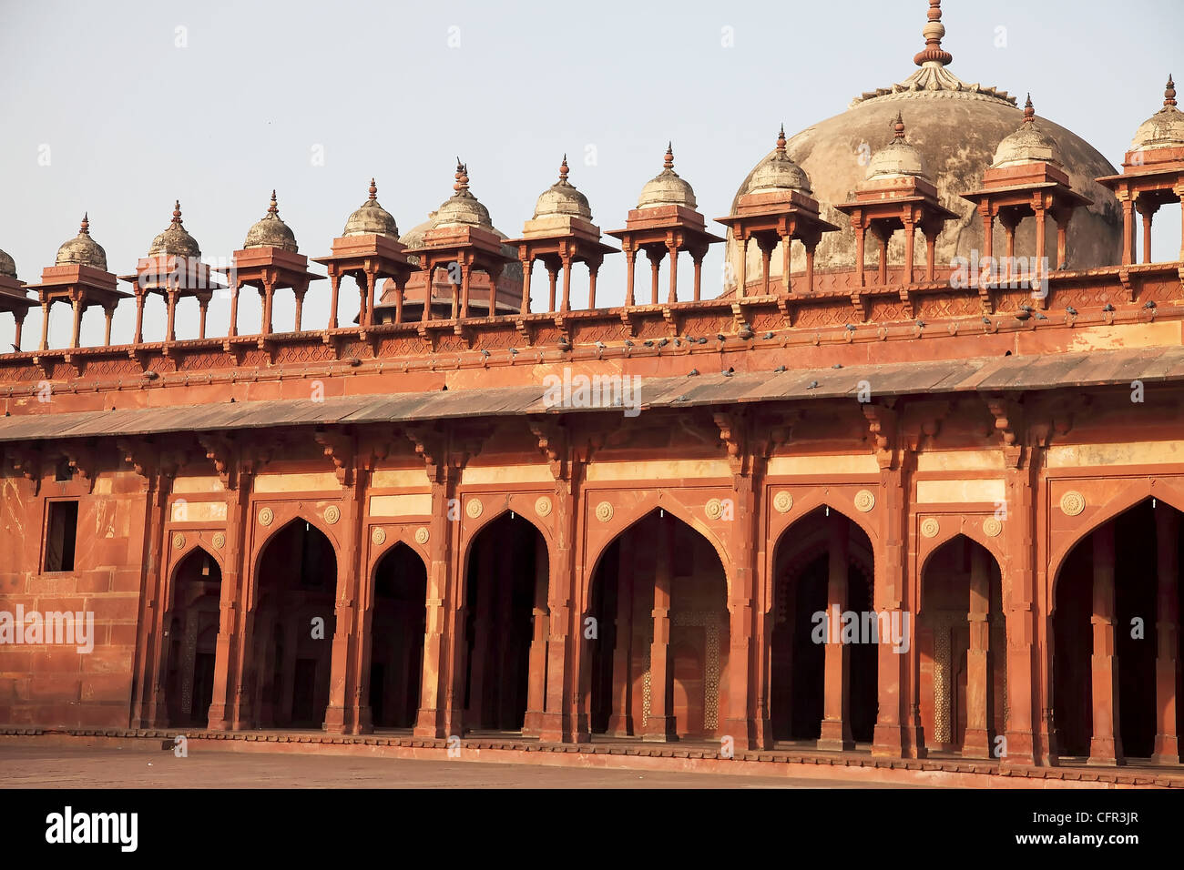 jama masjid fatehpur sikri stock photo 44148351 alamy