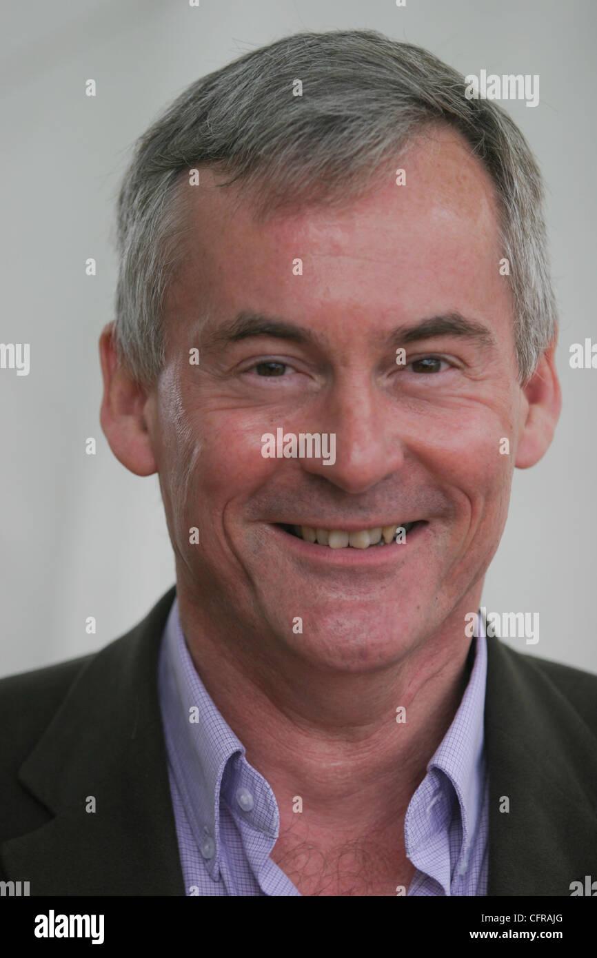 Martin Sixsmith (born 1954),  British author, journalist and radio/television presenter. - Stock Image