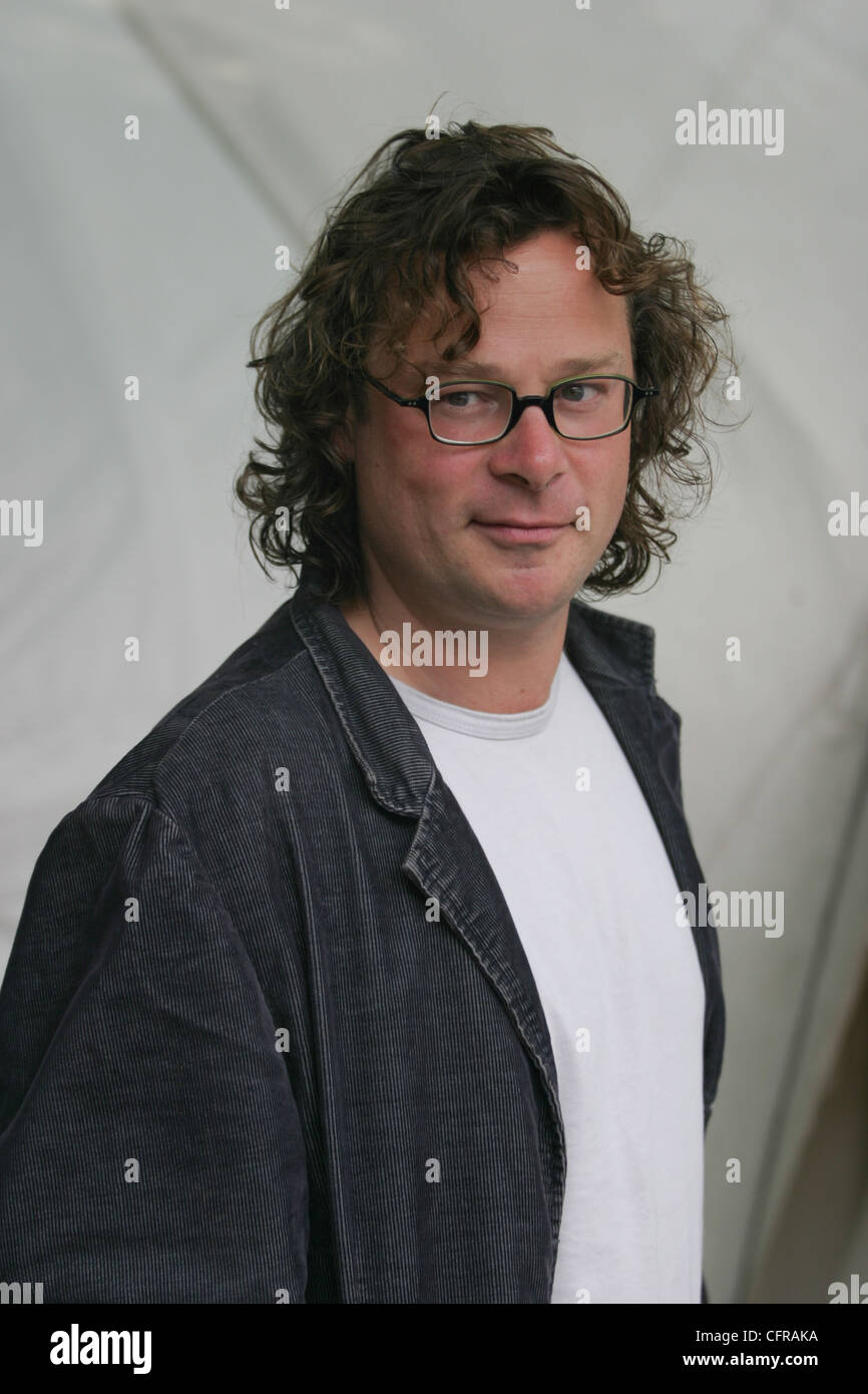 Hugh Fearnley-Whittingstall, British celebrity chef, author, journalist, cook, and campaigner for 'real food'. - Stock Image