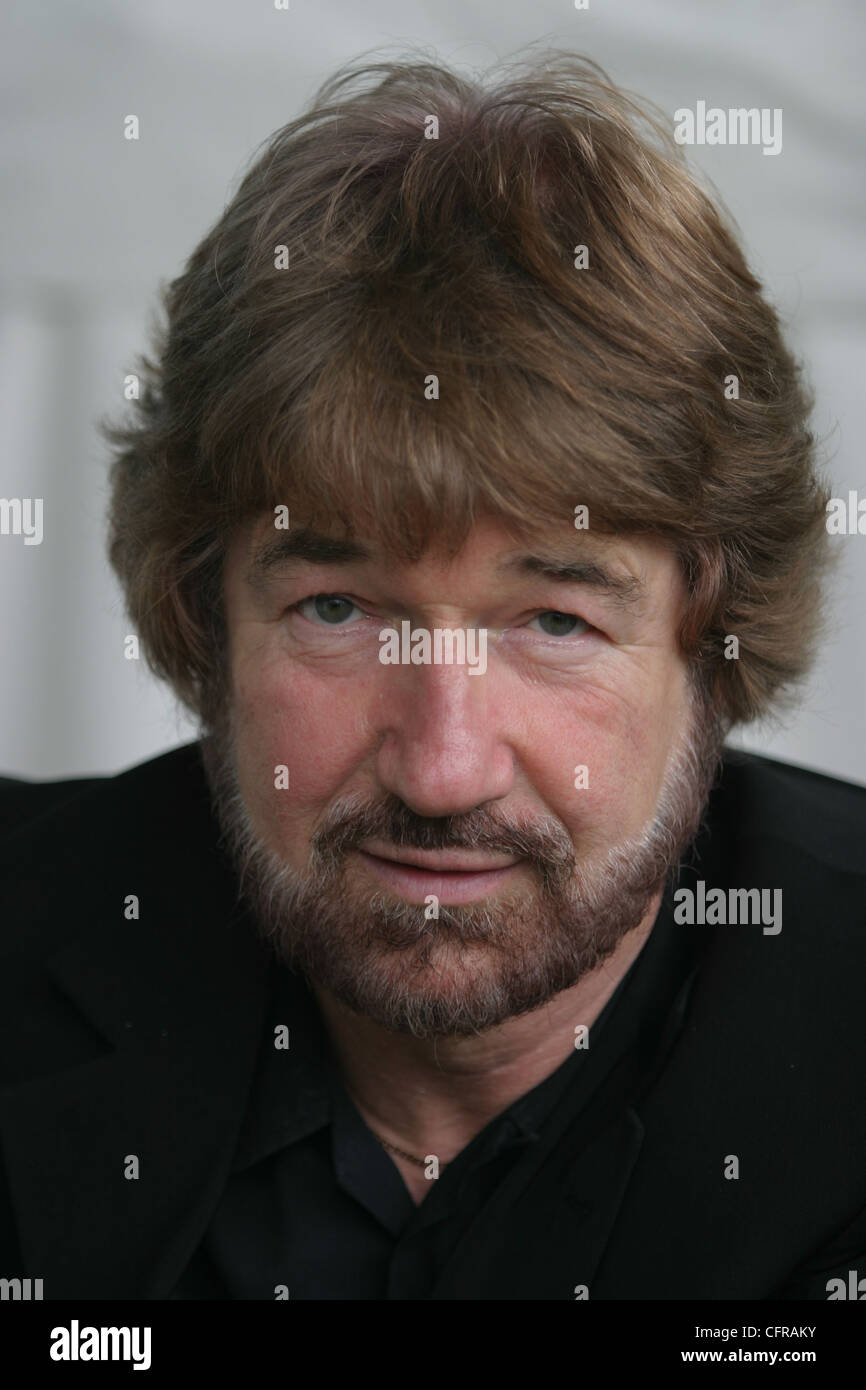 Willy Russell, playright,  British dramatist, lyricist, and composer - Stock Image