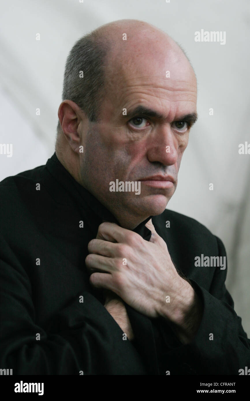 Colm Toibin, is an Irish novelist, short story writer, essayist, playwright, journalist, critic, and, most recently, - Stock Image