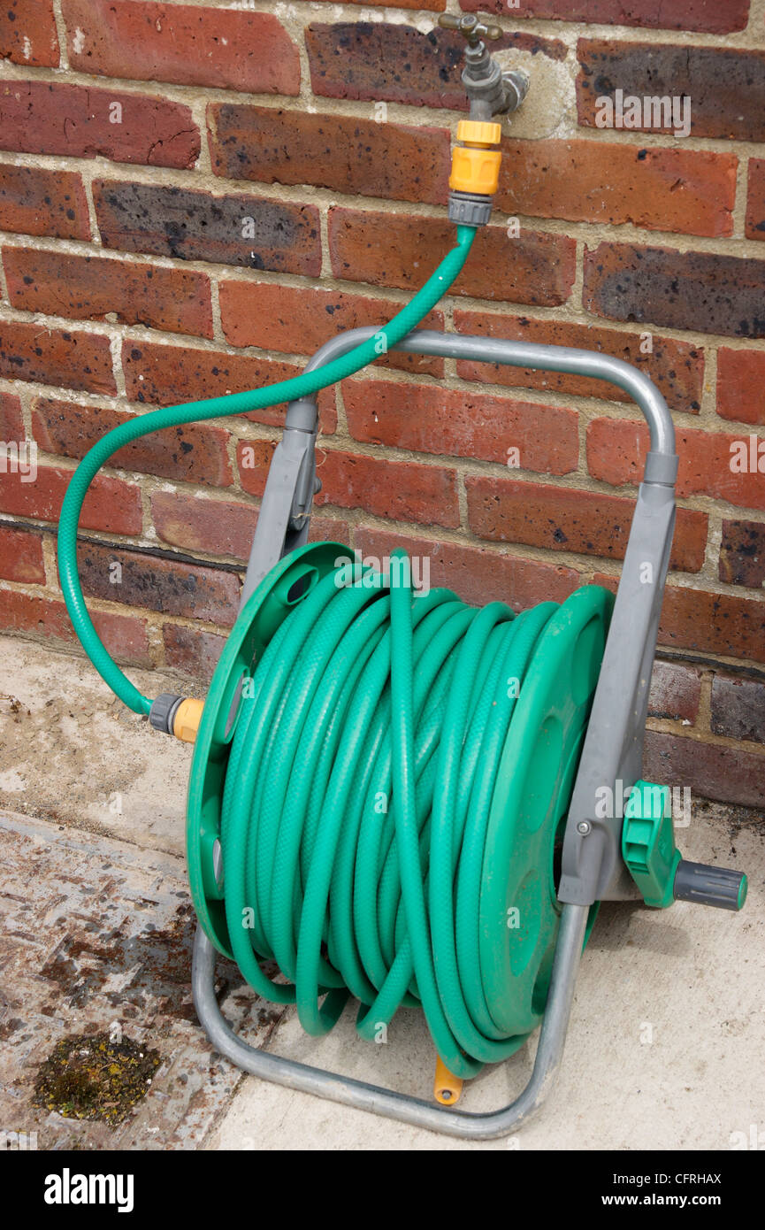 Hose Pipe Reel Stock Photos & Hose Pipe Reel Stock Images - Alamy