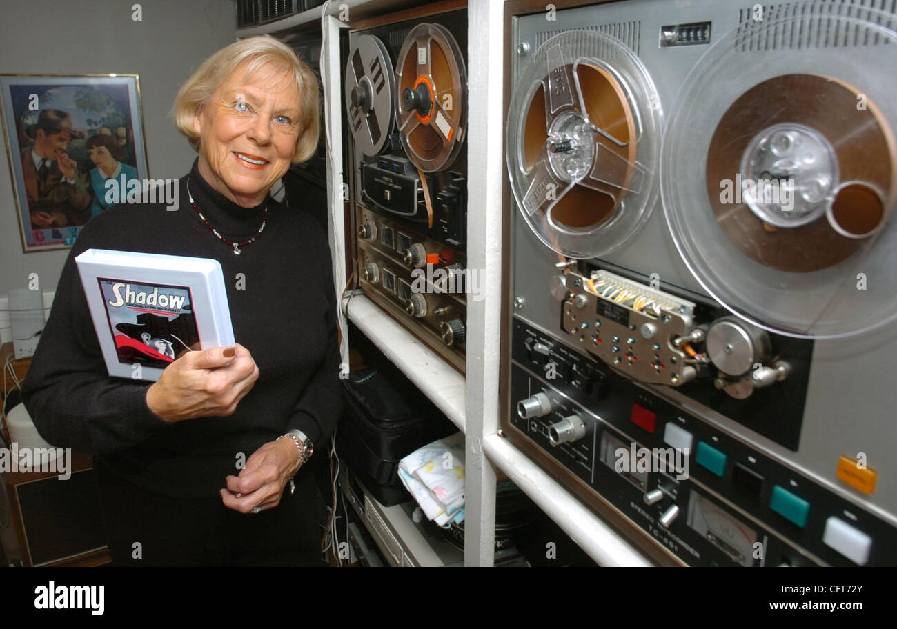 EMBARGOED UNTIL FRIDAY, DEC 15 -- In Danville, Calif., on Wednesday, December 13, 2006, Janet Smith of Blackhawk, Stock Photo