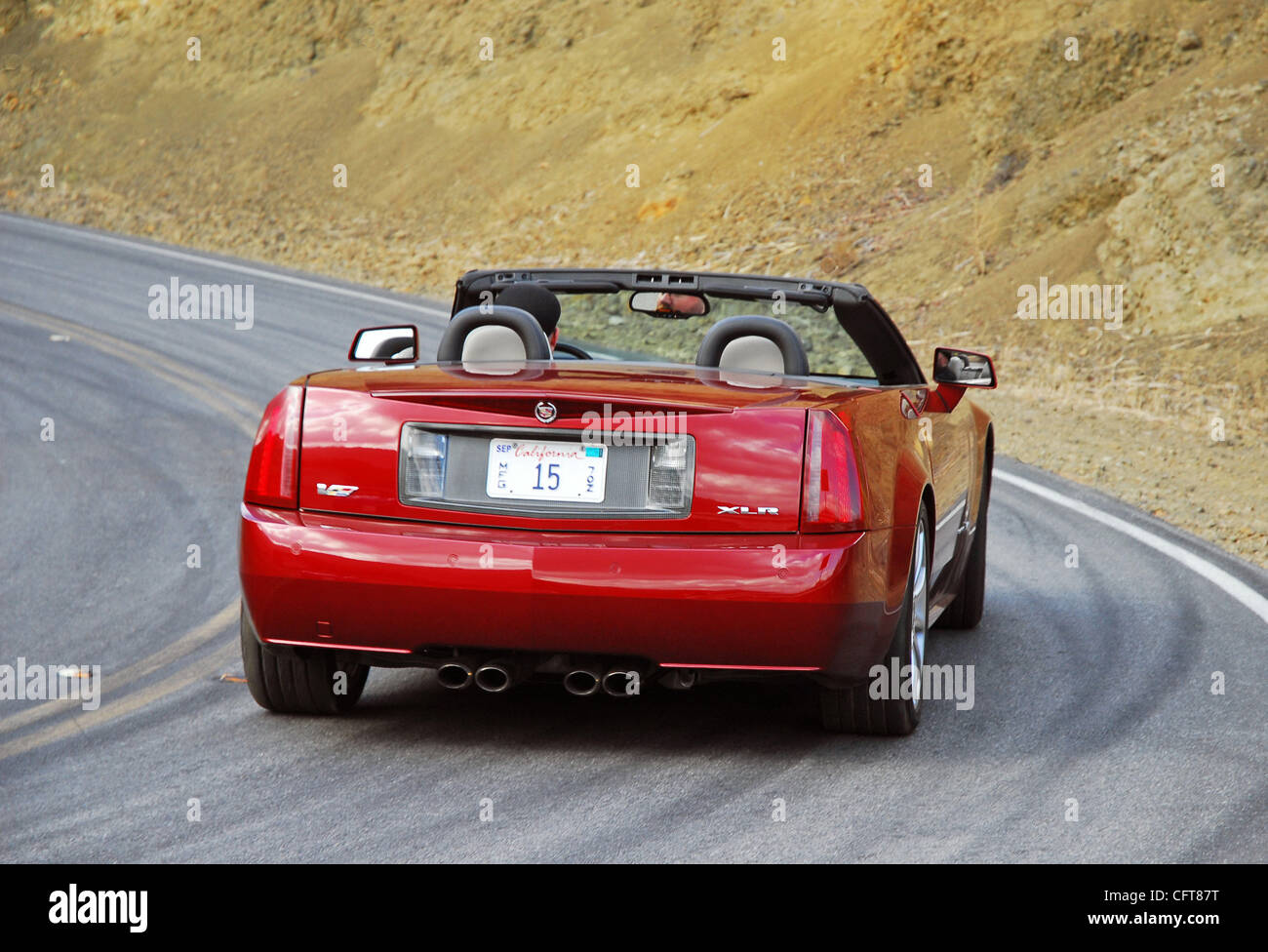 Xlr Stock Photos Images Page 3 Alamy Cadillac Wiring Diagram 2007 V Rear Action Image