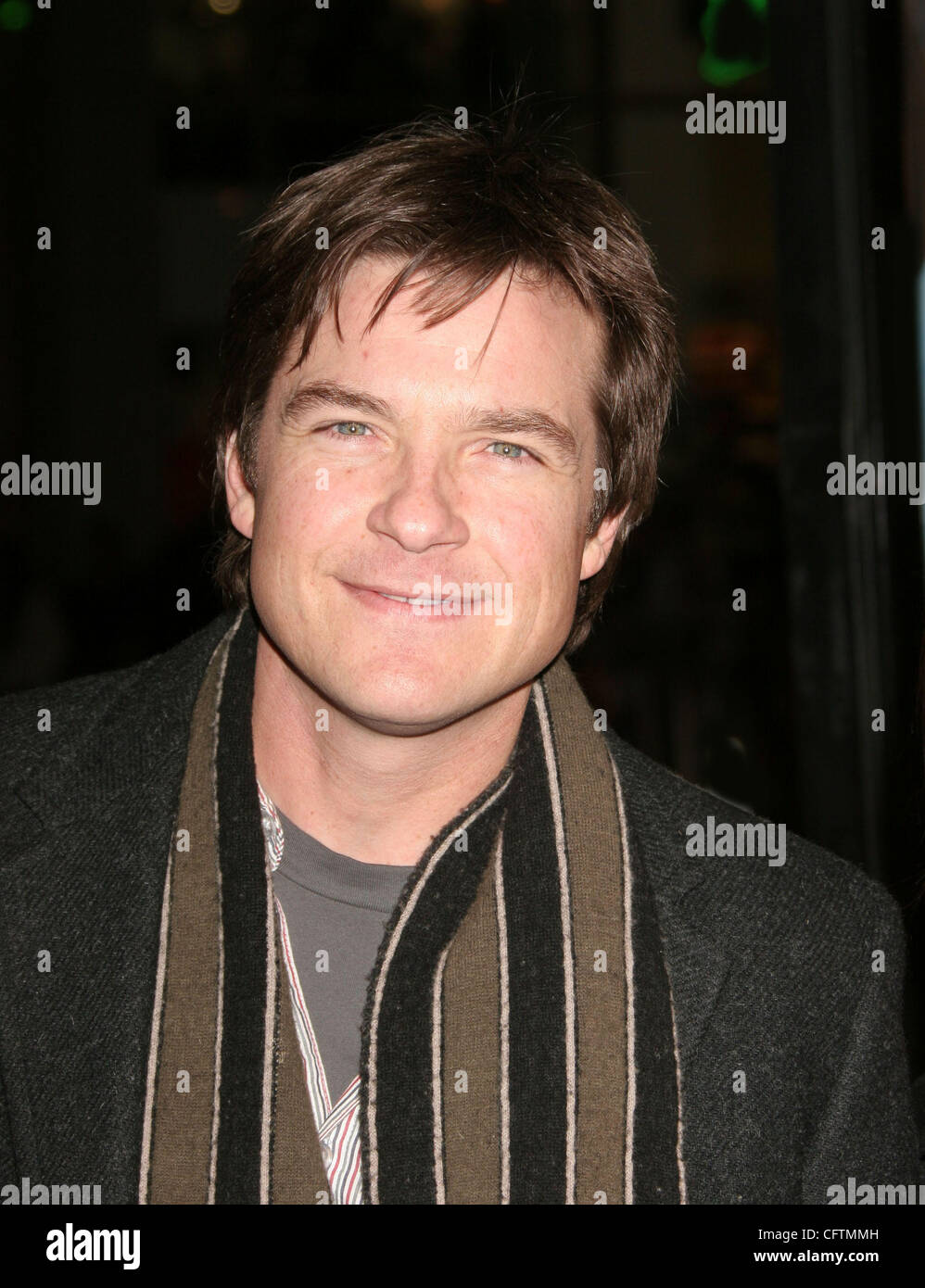 Jan 18, 2007; Hollywood, California, USA;  Actor JASON BATEMAN   at the 'Smokin Aces' World Premeire held - Stock Image