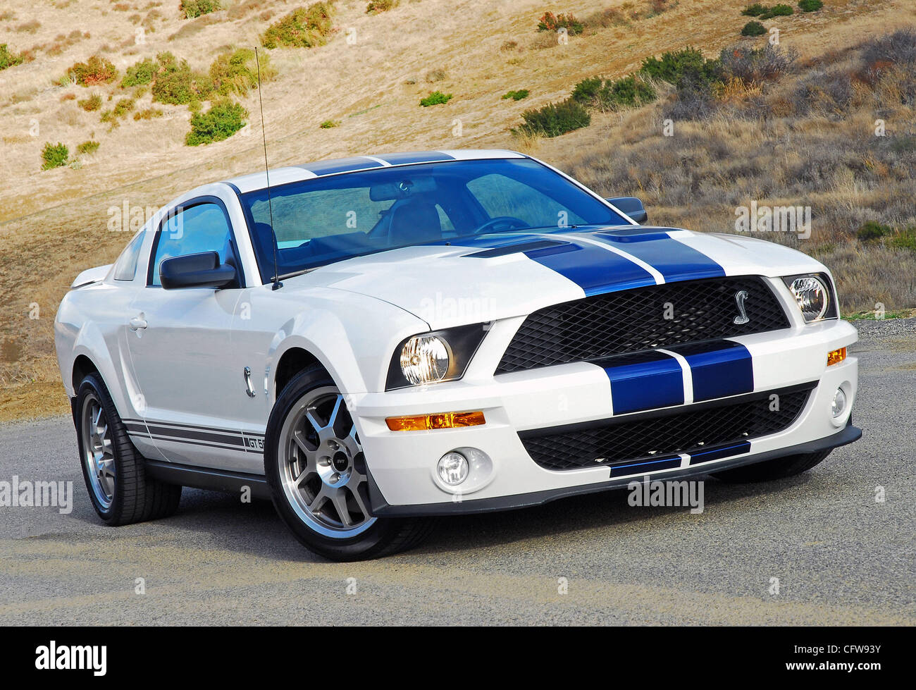 2007 Ford Mustang Shelby Cobra Stock Photos & 2007 Ford Mustang ...