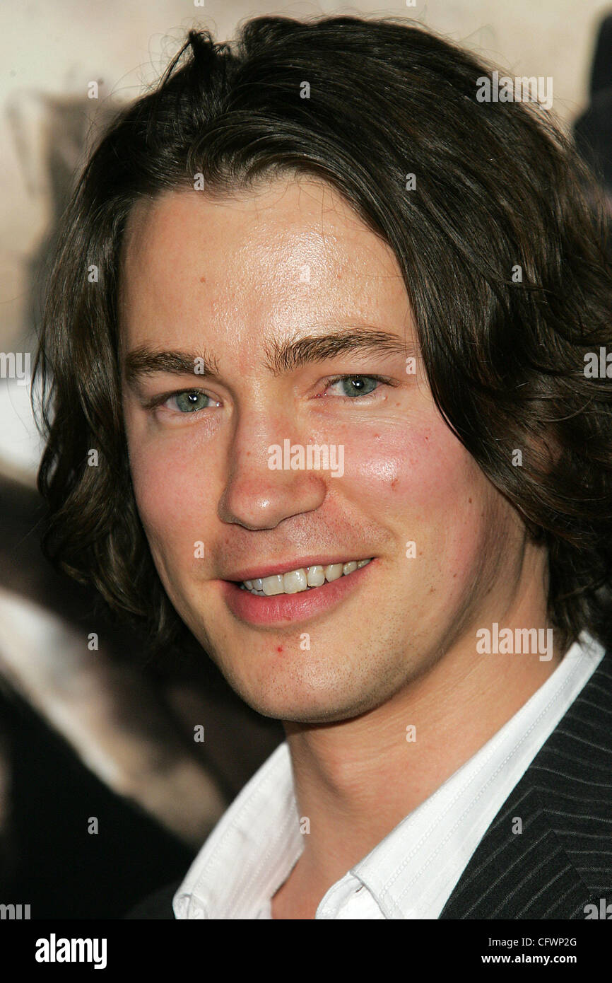 20 Jerome Ware/Zuma Press Actor TOM WISDOM during arrivals at ...