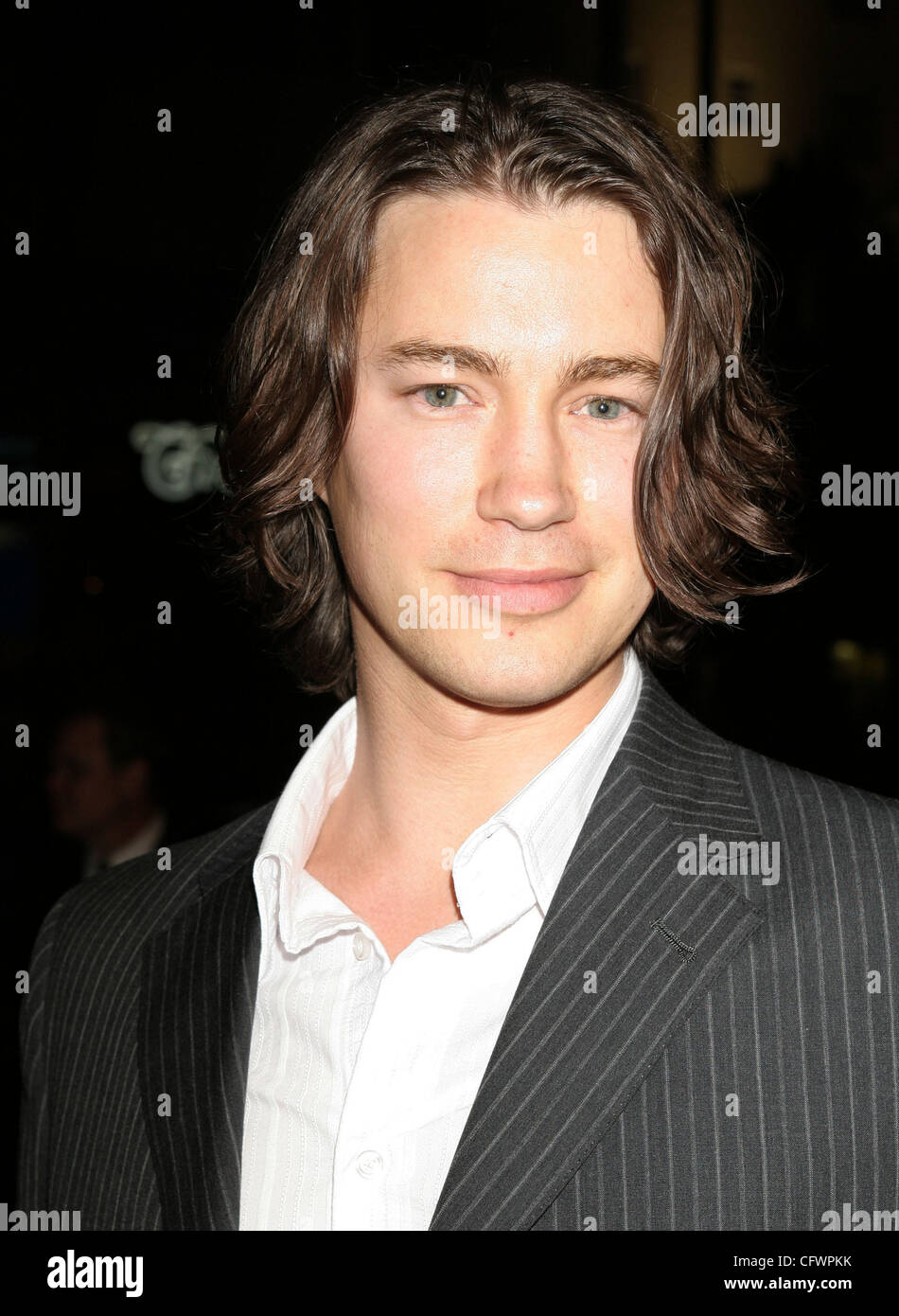 Tom Wisdom Premiere 20 Held High Resolution Stock Photography and ...