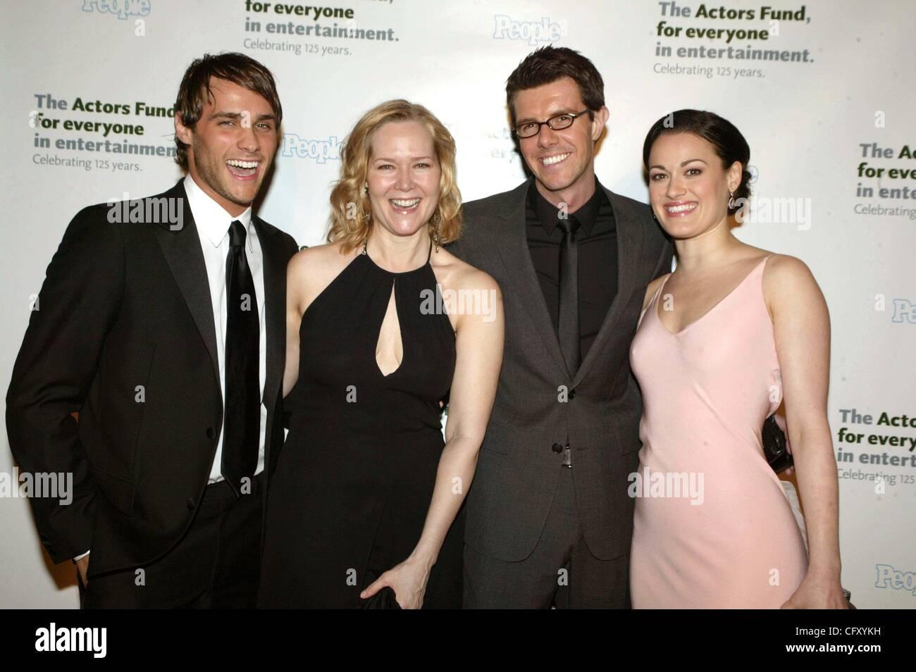 Apr. 30, 2007 - New York, New York, U.S. - The Actors Fund celebrates their 125th anniversary at the Waldorf - Astoria Stock Photo