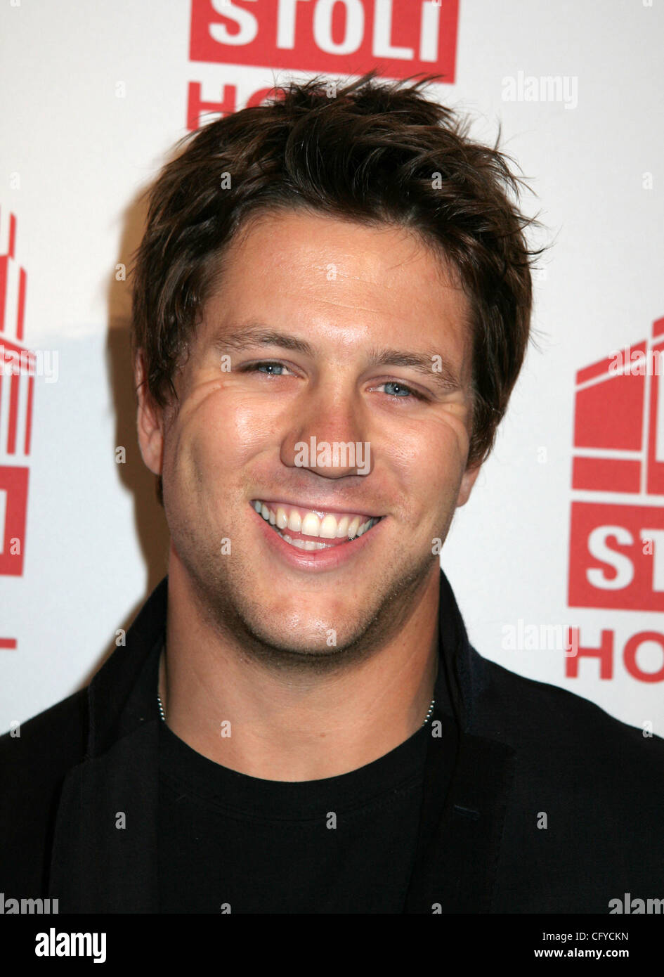 May 15, 2007 - Hollywood, CA, USA - ROSS THOMAS arriving at the 'Sons Of Hollywood' party hosted by The - Stock Image