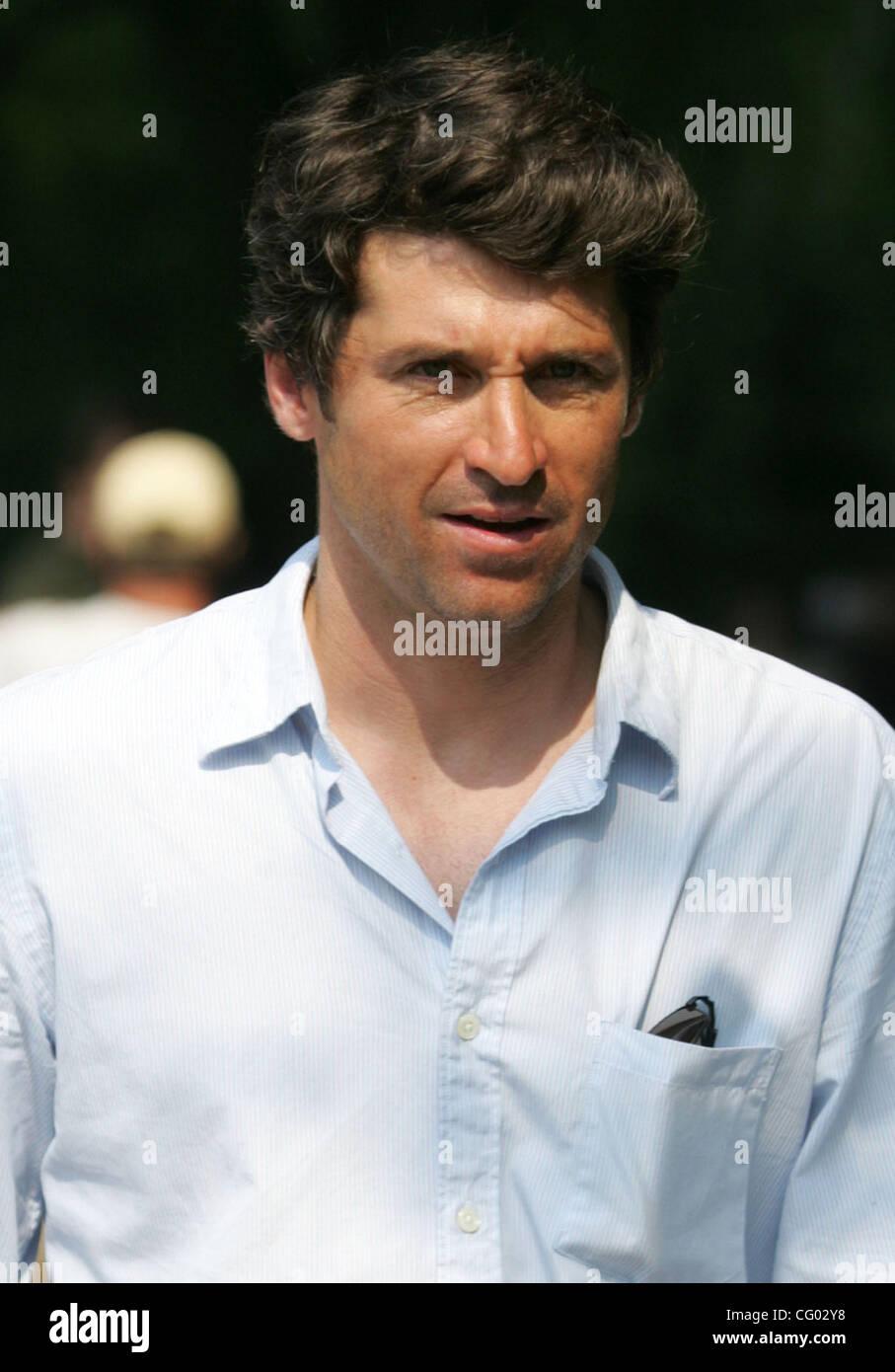 Jun 08, 2007 - New York, NY, USA - Actor PATRICK DEMPSEY