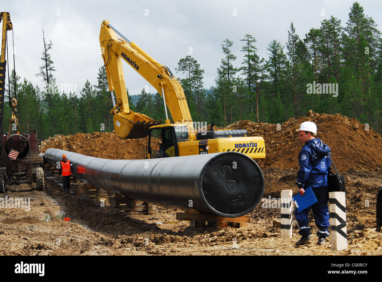 construction of oil pipeline east siberia pacific oceanthe ambitious east siberia pacific ocean oil pipeline managed by state run oil pipe operator