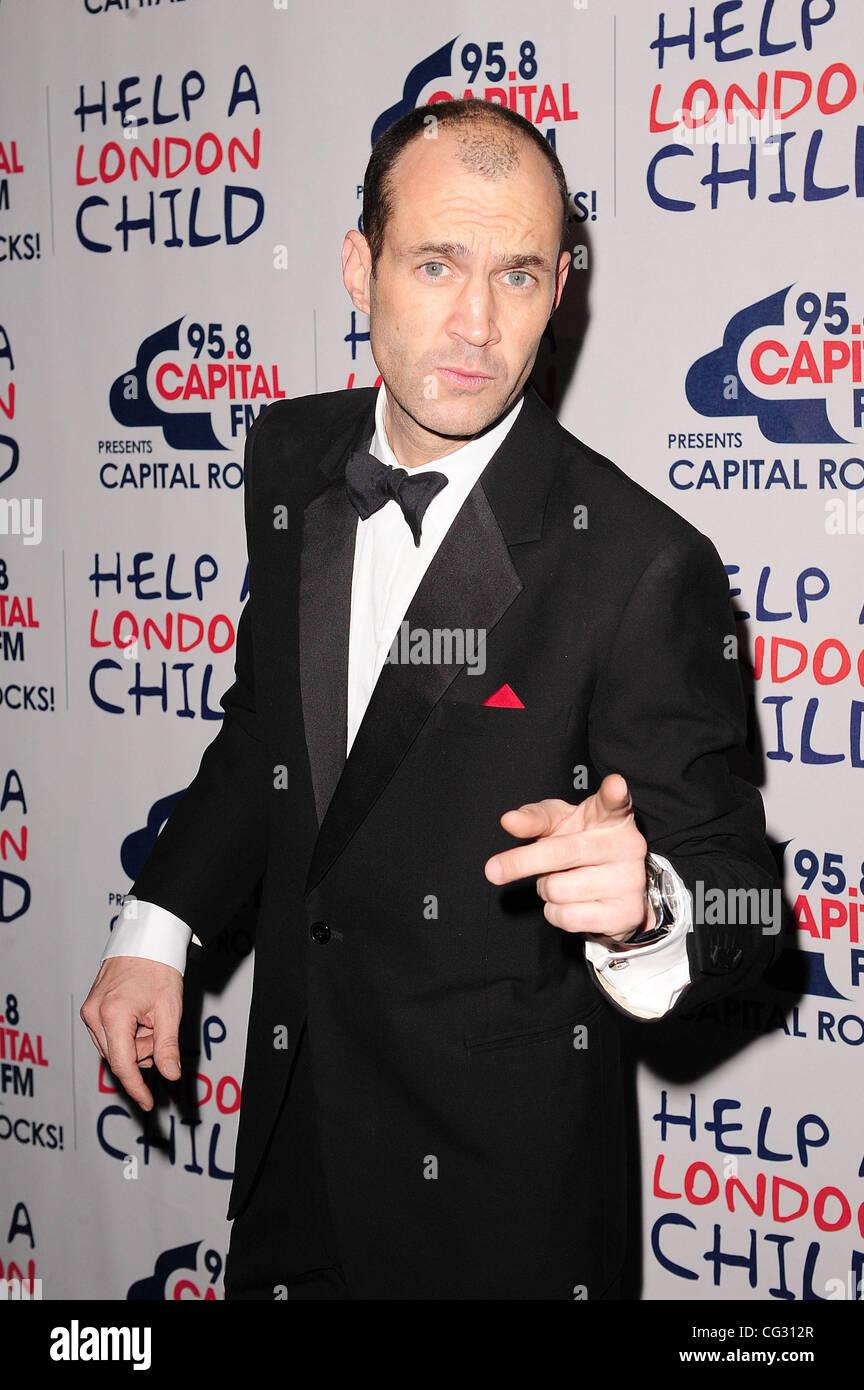 Johnny Vaughan Capital Rocks! Help A London Child - Capital\'s Stock ...