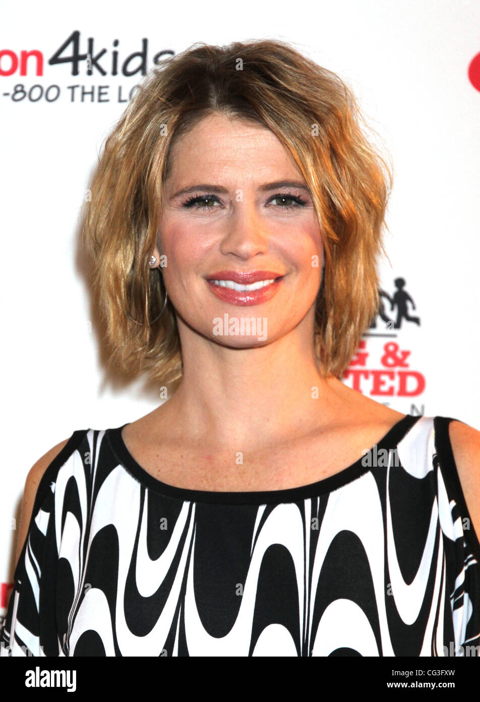 Kristy Swanson Canon Customer Appreciation Reception And National Center For Missing & Eploited Children Benefit - Stock Image
