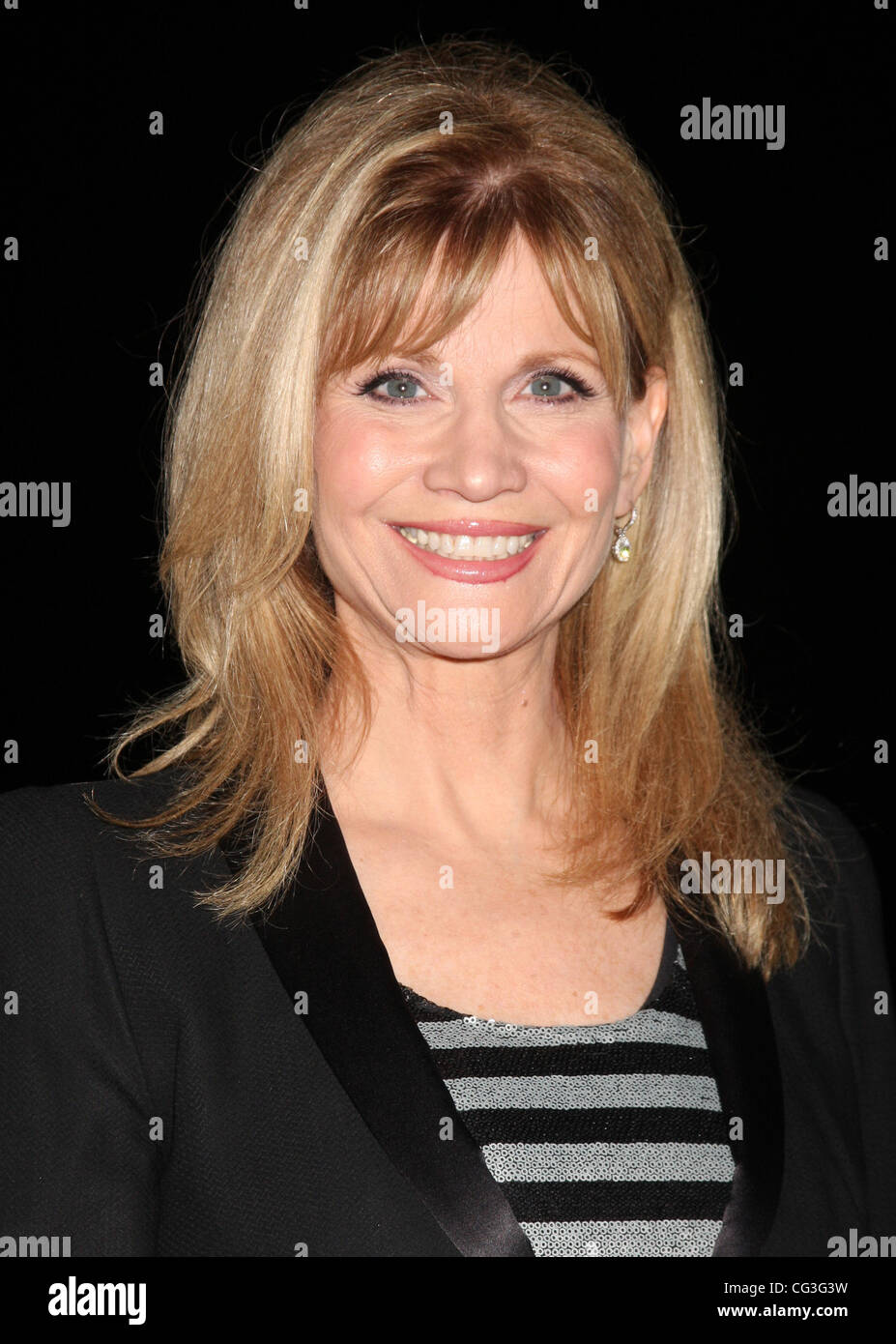 Markie Post   Hallmark Channel's Premiere Evening Gala Winter 2011 TCA Press Tour held at Tournament of Roses - Stock Image