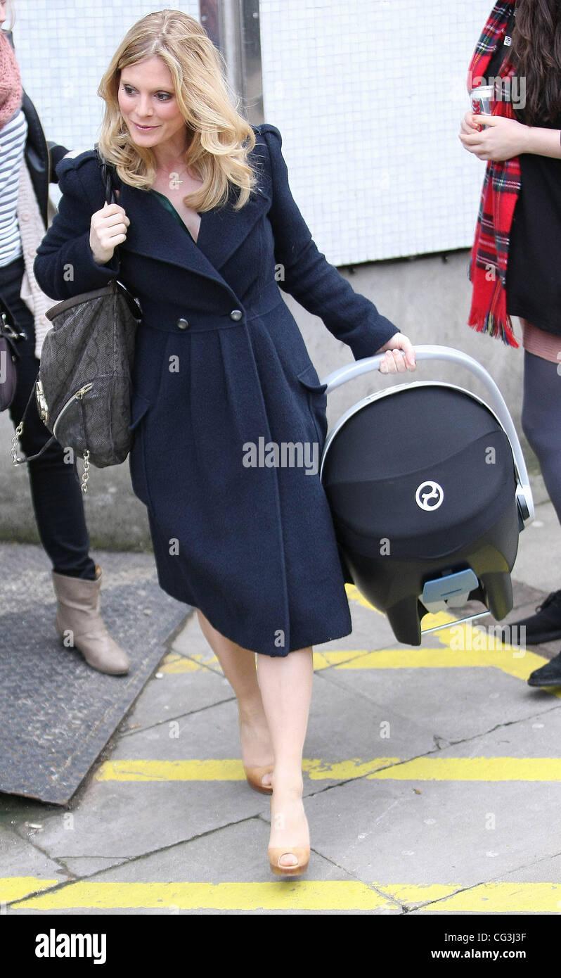 Emilia fox itv studios london new foto