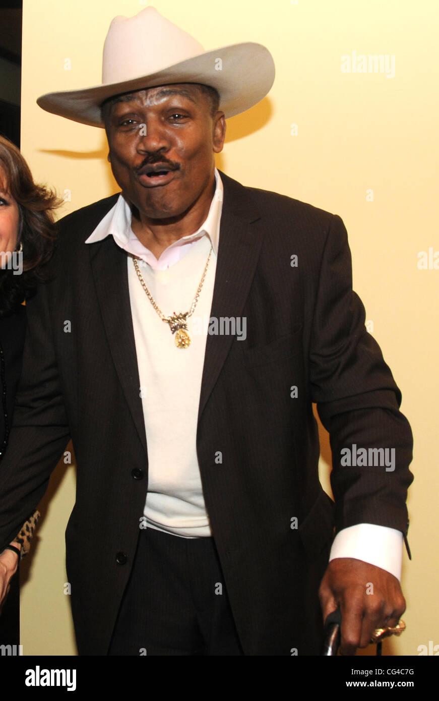 Joe Frazier Jerry Blavat Concert of Love held at the Kimmel center Philadelphia, Pennsylvania - 29.01.11 Stock Photo