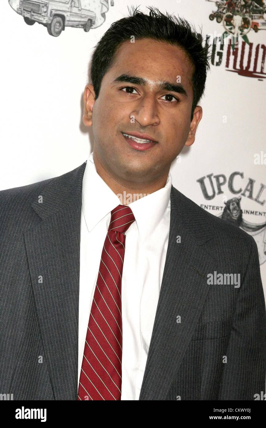 I14214CHW.''Pig Hunt'' Los Angeles Premiere .Egyptian Theatre, Hollywood, CA .05/05/09.VIVEK SHAH - Stock Image