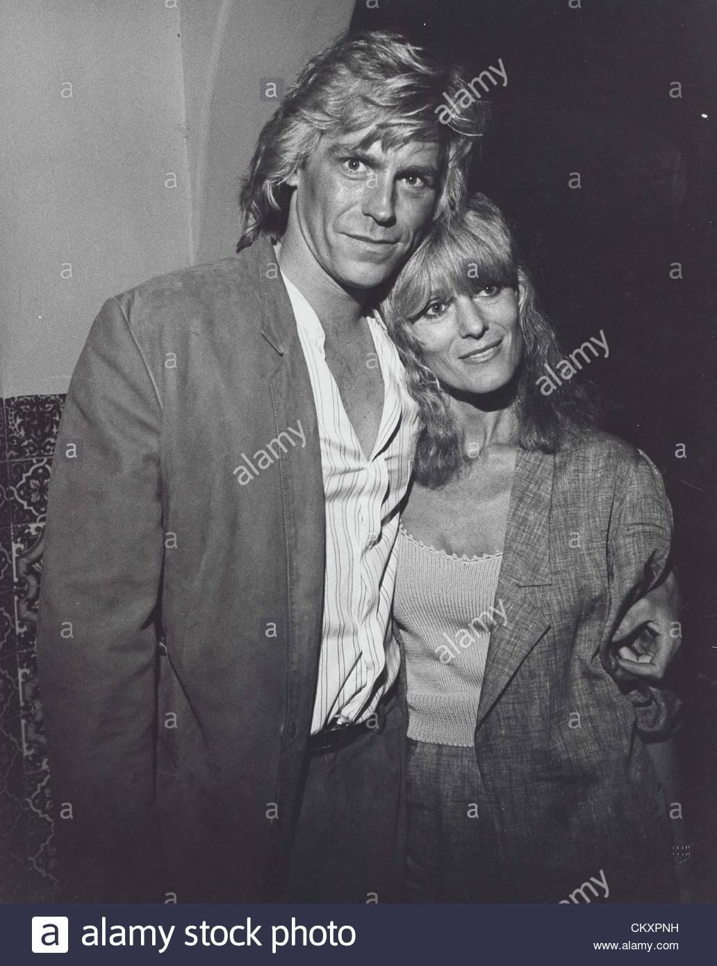 jeff conaway with wife rona newton john credit image ralph