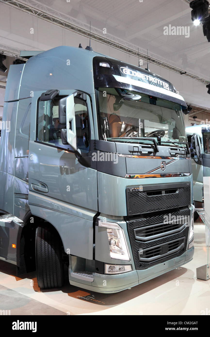 Volvo Show Truck Stock Photos & Volvo Show Truck Stock Images - Alamy