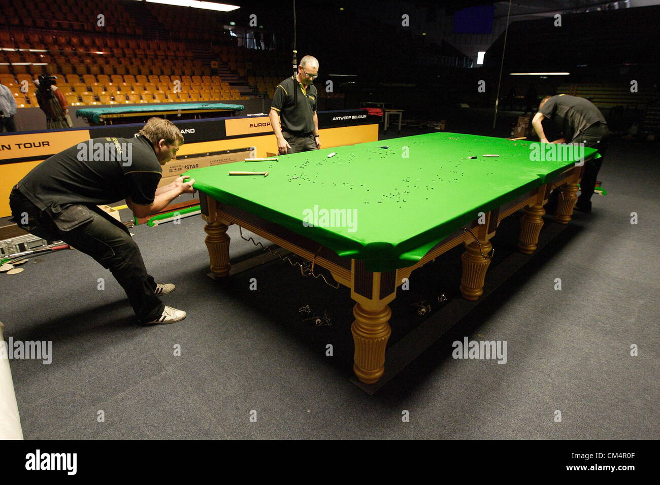 Snooker Tables Stock Photos Snooker Tables Stock Images Alamy - Conference pool table