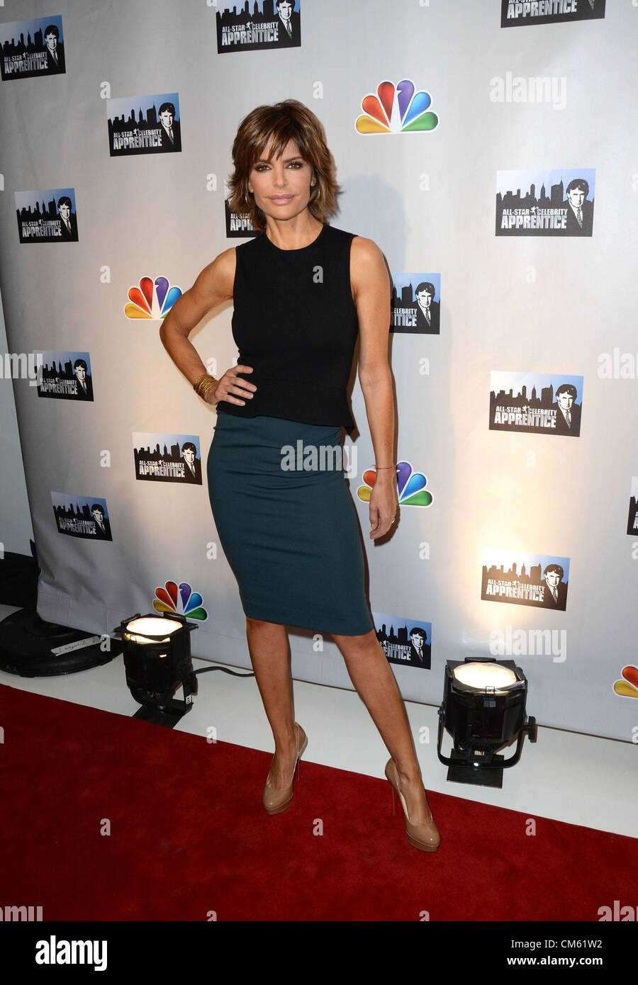 ed0eba7e1067 Lisa Rinna in attendance for All-Star Celebrity Apprentice Announces New  Cast
