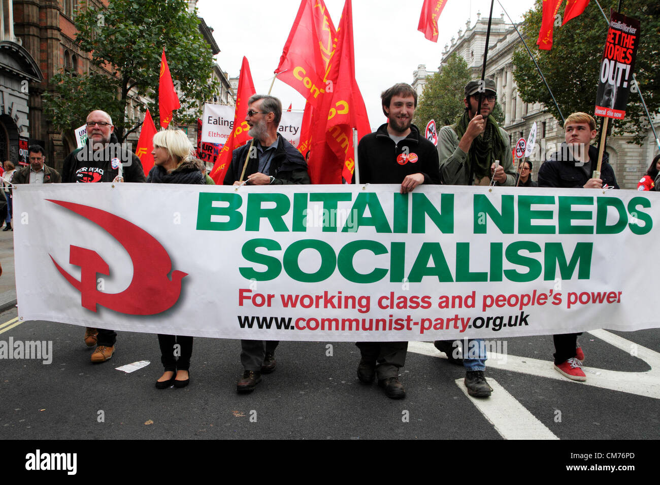 Uk Communism High Resolution Stock Photography and Images - Alamy