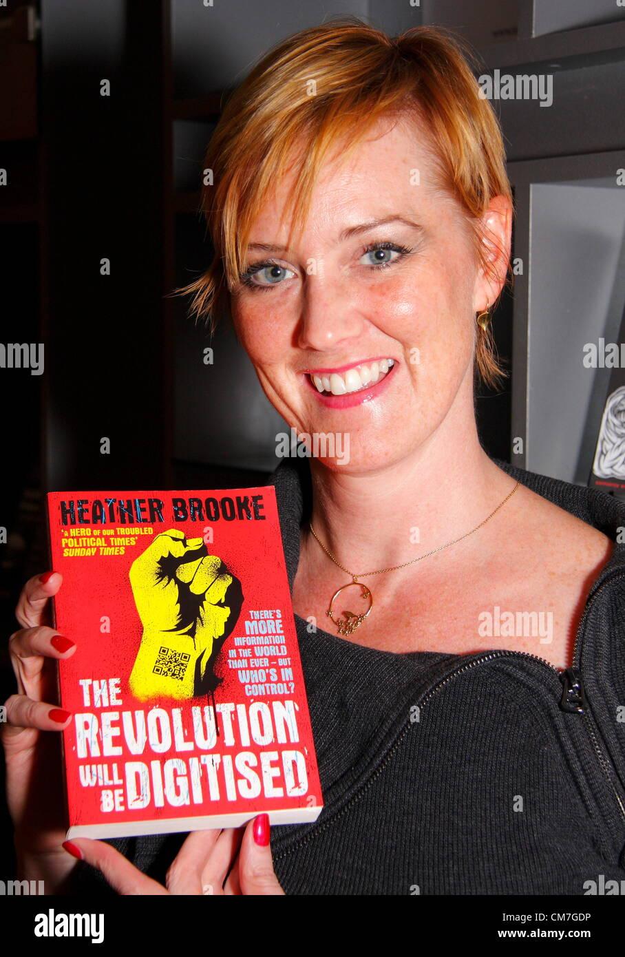 award winning investigative journalist heather brooke