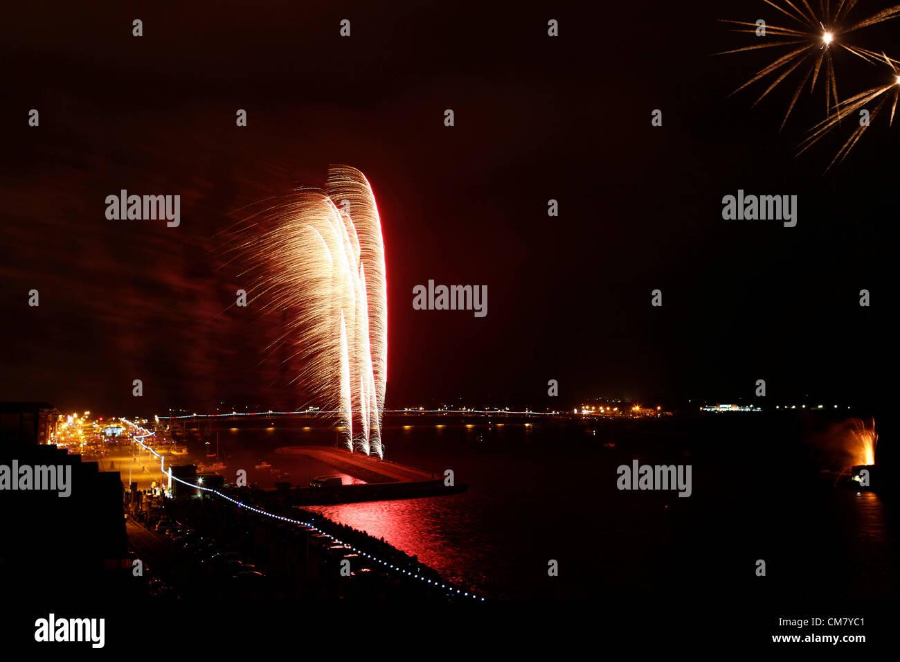 Wexford opera festival fireworks 2012