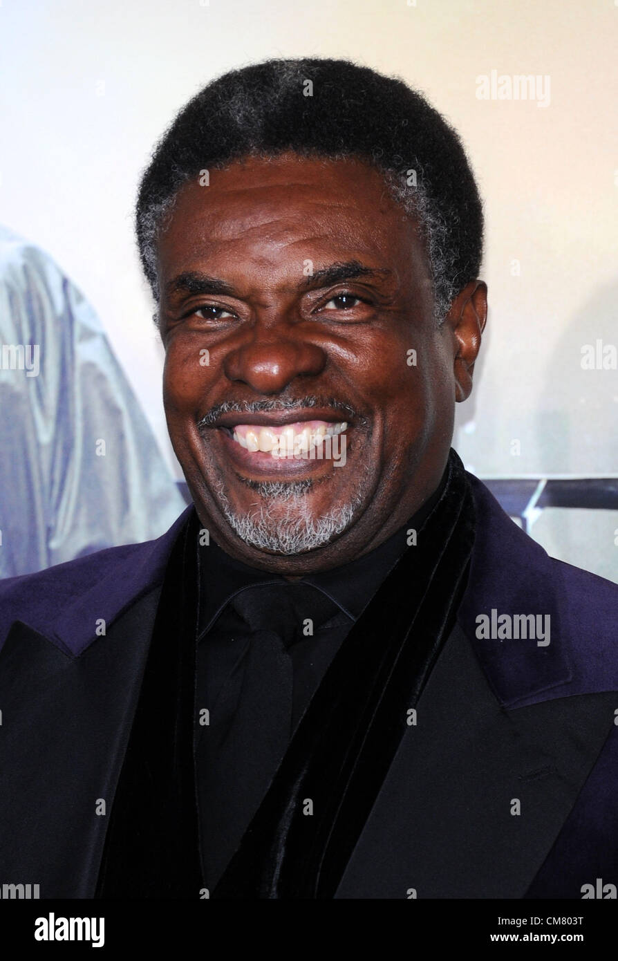 Los Angeles, USA. 24th October 2012. Keith David arriving at the film premiere of 'Cloud Atlas' in Los Angeles - Stock Image