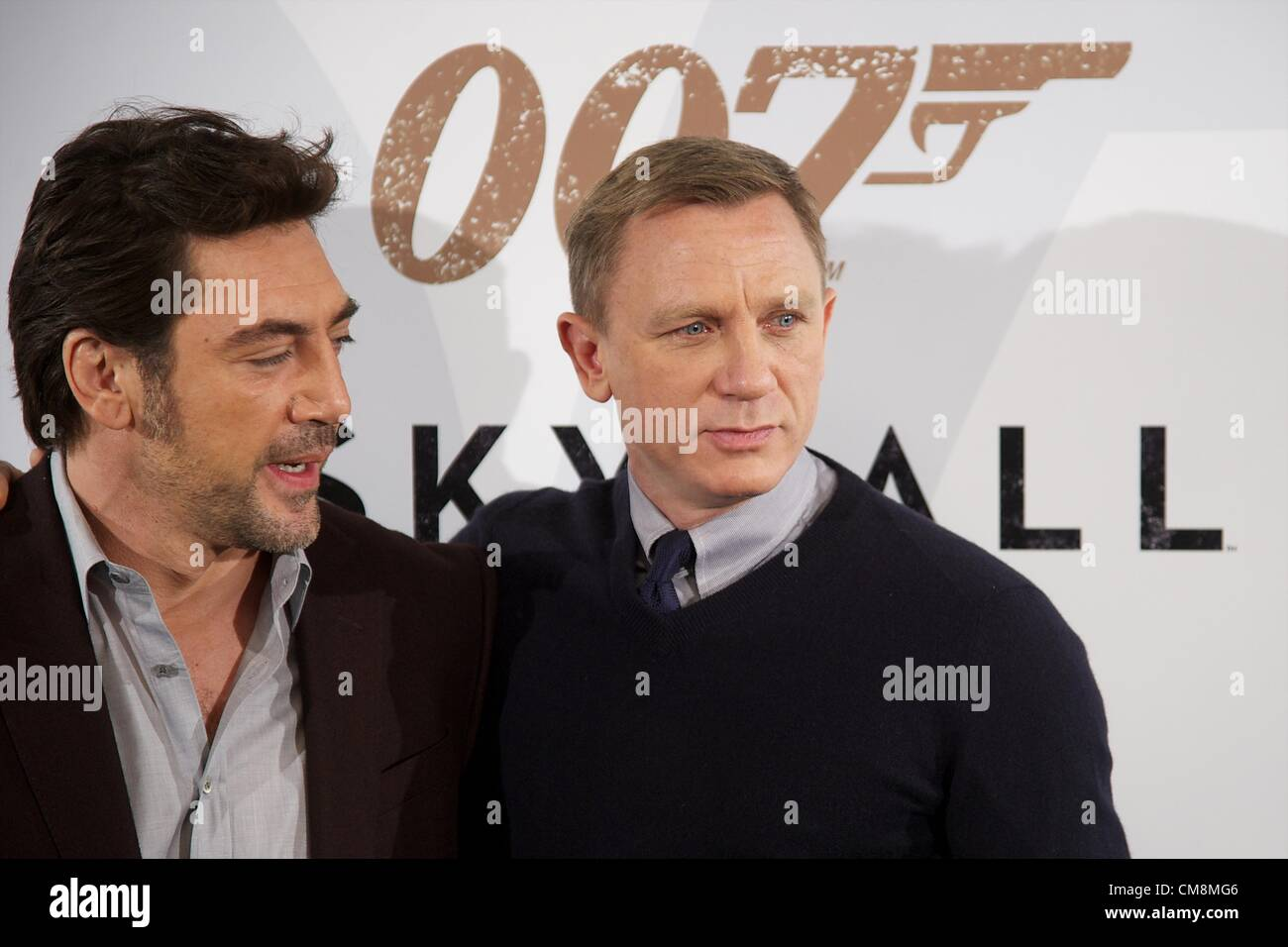Actor Daniel Craig And