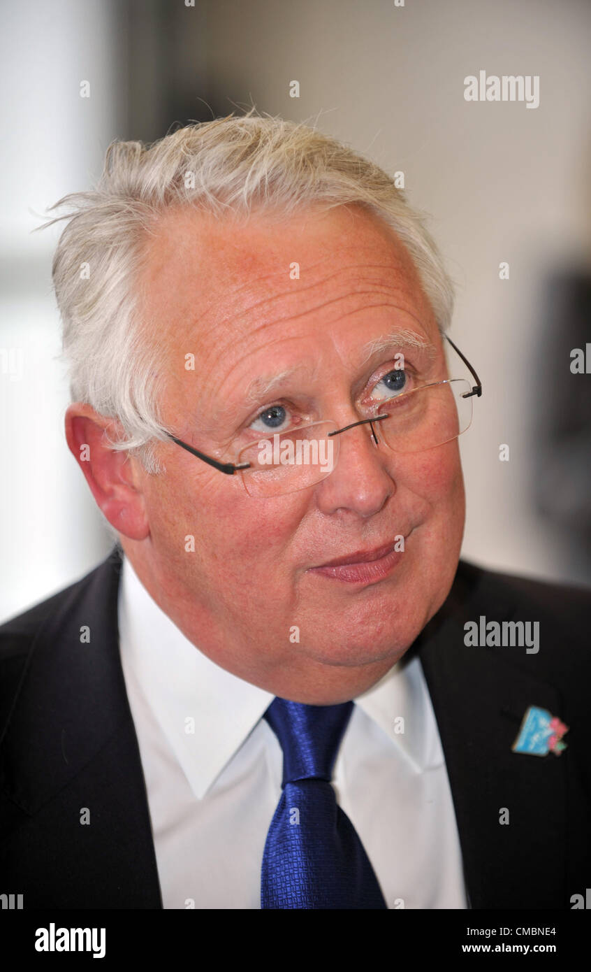 Bob Neill, British barrister and Conservative Party politician. - Stock Image