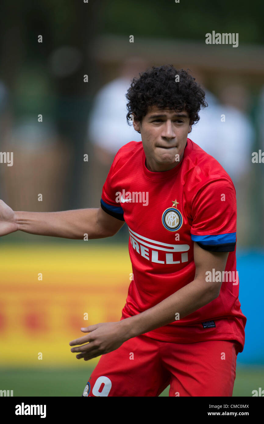 reputable site c539f 603c9 Philippe Coutinho (Inter), JULY 12, 2012 - Football / Soccer ...