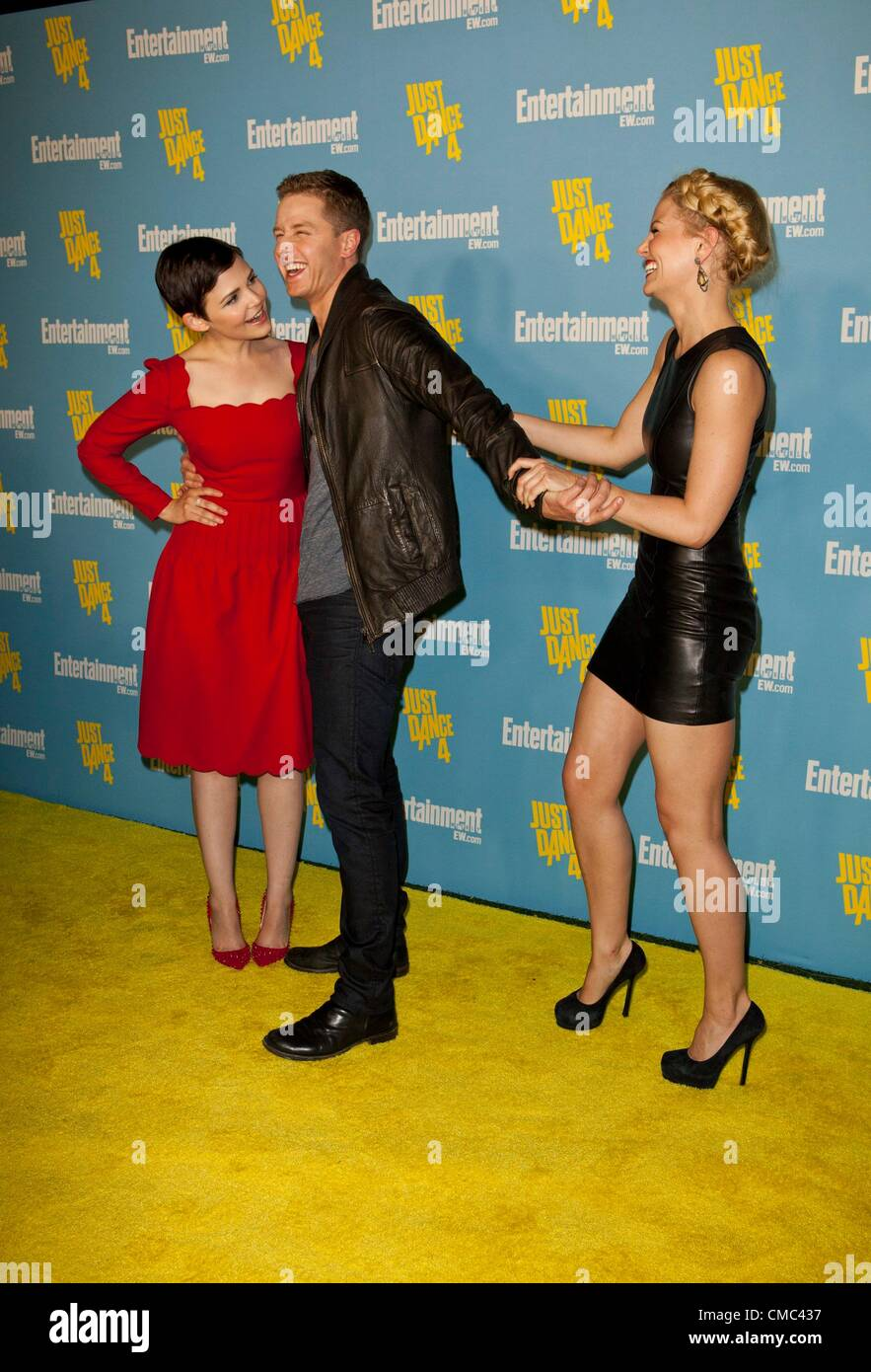ginnifer goodwin josh dallas jennifer morrison at