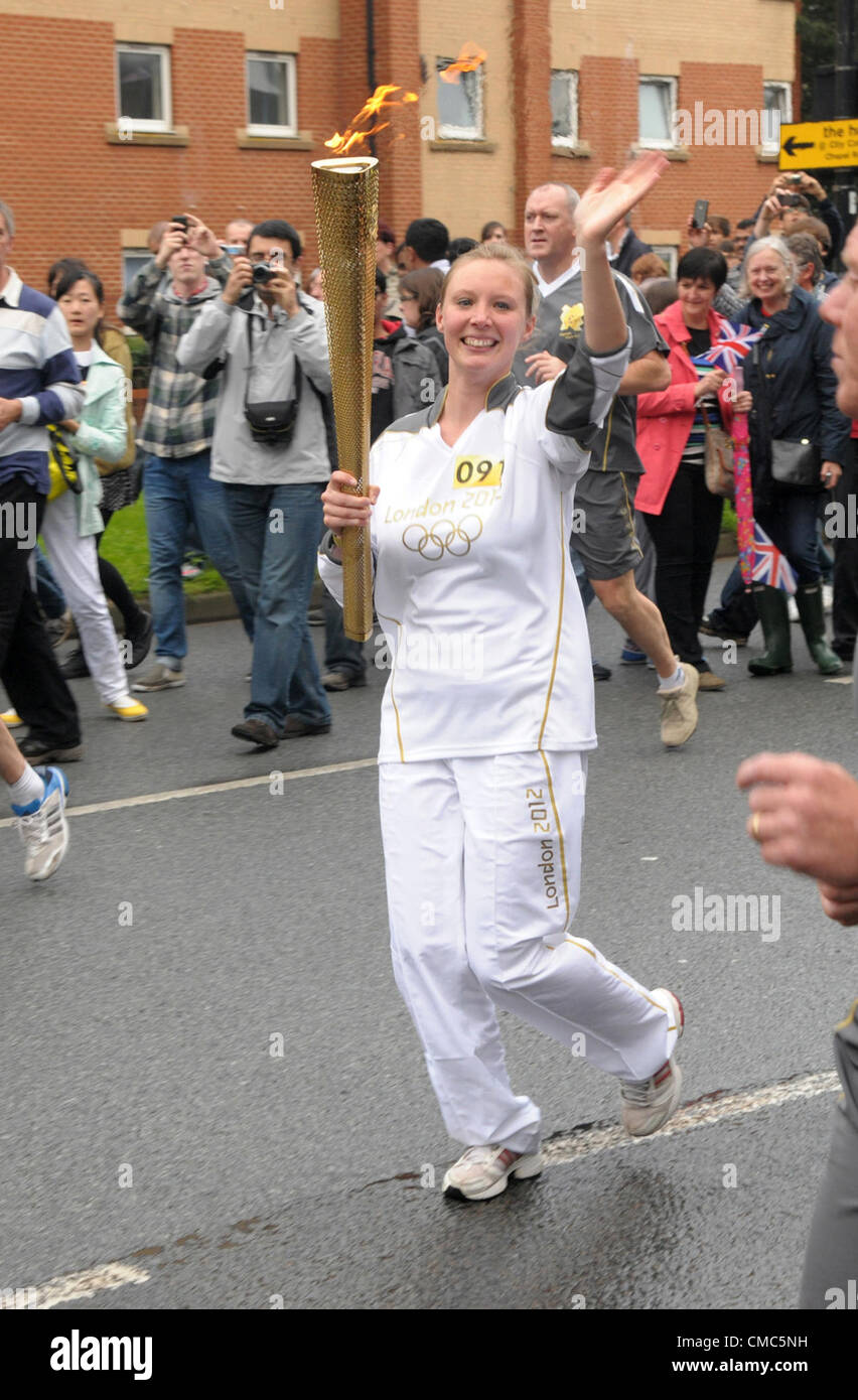 The Lady With The Torch